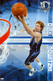 Dallas Mavericks - Dirk Nowitzki Posters