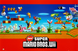Super Mario Bros - Wii Prints