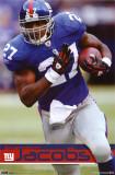 New York Giants - Brandon Jacobs Poster