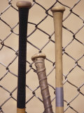 Baseball Bats Photographic Print by Chris Trotman