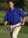 Male Golfer Photographic Print by Chris Trotman