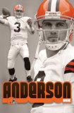 Cincinnati Browns - Derek Anderson Plakater
