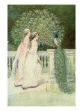 As you Like It by William Shakespeare, Act I, Scene III Giclee Print by Hugh Thomson