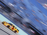Auto Racing Action Photographic Print by Chris Trotman