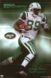 New York Jets - Jerricho Cotchery Poster