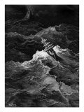 The Ship Fled the Storm Giclee Print by Gustave Dor&#233;
