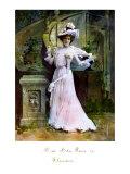 Ada Reeve as Lady Holyrood in 'Florodora', Giclee Print