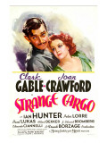 Strange Cargo, Clark Gable, Joan Crawford, 1940 Prints