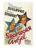 The Shopworn Angel, James Stewart, Margaret Sullavan, 1938 Photo