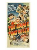 The Game That Kills, Rita Hayworth, Charles Quigley, 1937 Posters