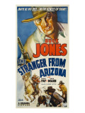 The Stranger from Arizona, Buck Jones, 1938 Photo