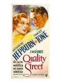 Quality Street, Katharine Hepburn, Franchot Tone, 1937 Photo