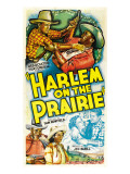 Harlem on the Prairie, Herb Jeffries, Connie Harris, 1937 Posters