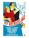 This Reckless Age, Peggy Shannon, Charles 'Buddy' Rogers, Richard Bennett, Frances Dee, 1932 Posters