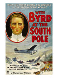 With Byrd at the South Pole, Admiral Richard E. Byrd, 1930 Photo