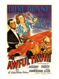 The Awful Truth, Cary Grant, Irene Dunne, 1937 Posters