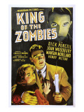 King of the Zombies, Joan Woodbury, Dick Purcell, Henry Victor, 1941 Print