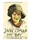 My Boy, Jackie Coogan, 1921 Print