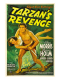 Tarzan's Revenge, Eleanor Holm, Glenn Morris, 1938 Photo