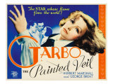 The Painted Veil, Herbert Marshall, George Brent, Greta Garbo, 1934 Photo