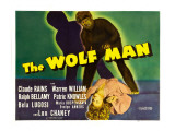 The Wolf Man, 1941 Prints