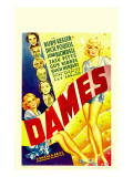 Dames, 1934 Posters