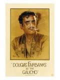 The Gaucho, (Aka 'Douglas Fairbanks as the Gaucho'), Douglas Fairbanks (Sr.), 1927 Photo