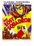 The Lost Squadron, Richard Dix on Window Card, 1932 Posters