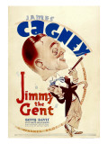 Jimmy the Gent, James Cagney, 1934 Prints