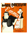 Emma, 1932 Print