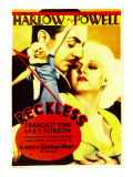 Reckless, 1935 Poster