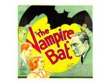 The Vampire Bat, 1933 Posters