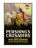 Pershing's Crusaders, 1918 Prints