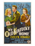 My Old Kentucky Home, Clara Blandick, Grant Richards, Evelyn Venable, 1938 Photo