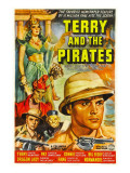 Terry and the Pirates, 1940 Prints
