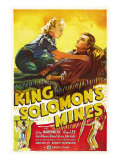 King Solomon&#39;s Mines, Anna Lee, John Loder, 1937 Prints