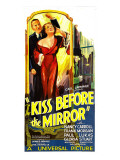The Kiss before the Mirror, Frank Morgan, Nancy Carroll, 1933 Posters