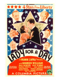 Lady for a Day, Warren William, Glenda Farrell, Guy Kibbee, 1933 Prints