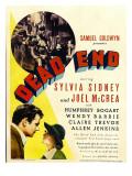 Dead End, 1937 Photo