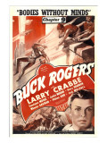Buck Rogers, Larry Crabbe in 'Chapter 9: Bodies Without Minds', 1939 Photo