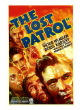 The Lost Patrol, Lower Right: Victor Mclaglen, 1934 Photo