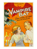 The Vampire Bat, Lionel Atwill, Fay Wray, Lionel Atwill, 1933 Photo