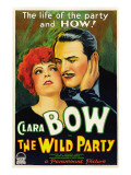 The Wild Party, Clara Bow, Fredric March, 1929 Prints