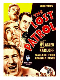The Lost Patrol, 1934 Fotografa