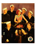 True to the Navy, 1930 Prints