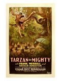 Tarzan the Mighty, Frank Merrill, 1928 Photo