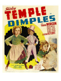 Dimples, 1936 Plakater