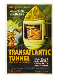 Transatlantic Tunnel (Aka the Tunnel), Richard Dix, 1935 Posters