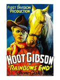 Rainbow's End, Hoot Gibson, 1935 Photo