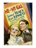Me and My Gal, Joan Bennett, Spencer Tracy, 1932 Posters